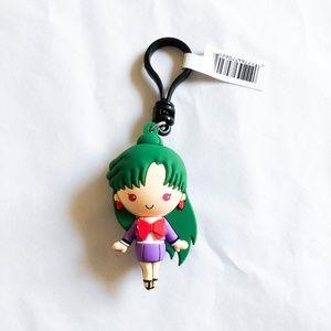 Anime Sailor Moon Setsuna Keychain